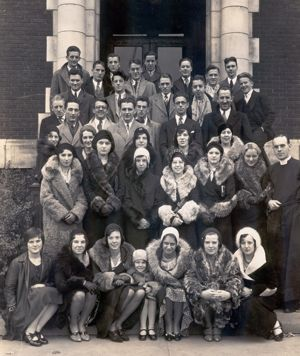 Youth Group 1930