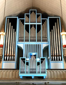 Beckerath Organ